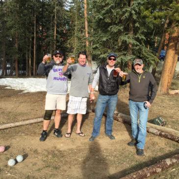 Winter Park, Colorado Bachelor Party