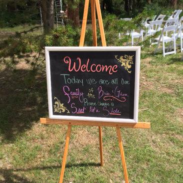 Winter Park, Colorado Outdoor Wedding Ceremony & Reception Venue